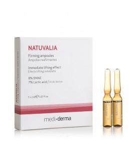 NATUVALIA AMPOLLAS REAFIRMANTES 5 x 2 ml