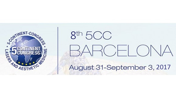 Sesderma will be at 8th 5CC Congress