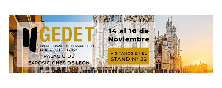Sesderma participa en una nueva edición de GEDET